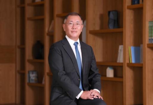 Euisun Chung appointed Hyundai Chairman