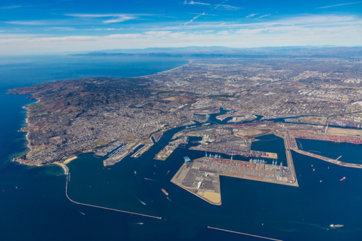 Port of Los Angeles commits to hydrogen