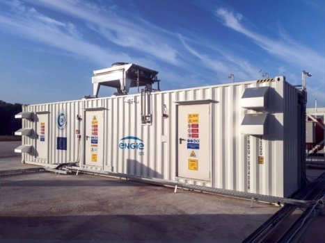 Engie EPS unveils hydrogen storage system