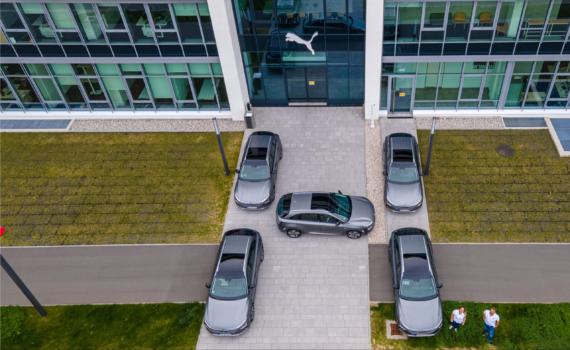 PUMA expands hydrogen vehicle fleet