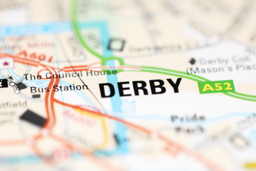 Derby could be powered by hydrogen in the future