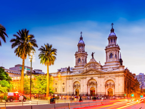 The hydrogen economy opportunity in South America