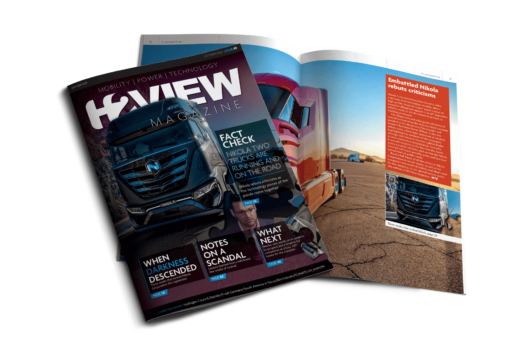 H2 View – Issue #8