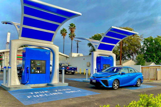 California's Mission Hills station opens