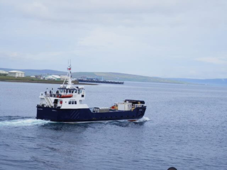 Orkney hydrogen ferry project moves forward