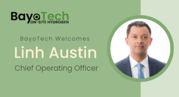 BayoTech appoints Chief Operating Officer