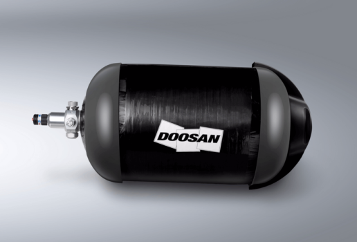 Doosan Mobility Innovation's hydrogen tank gets DoT stamp of approval