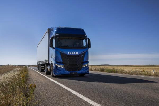 Snam, IVECO and FPT Industrial collaborating on hydrogen transport