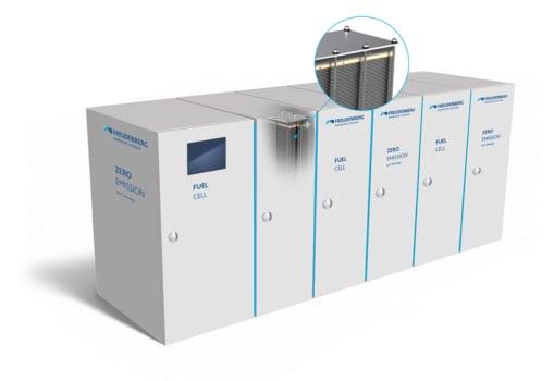 Freudenberg fuel cell system approved by DNV GL