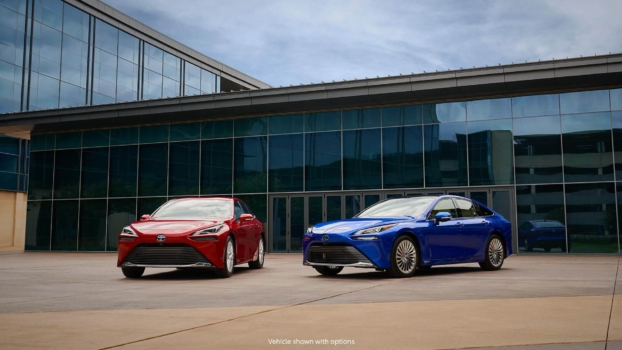 Toyota Mirai to debut in December