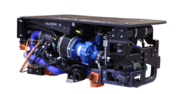 Nuvera launches E-45 Fuel Cell Engine