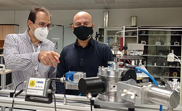 Research: Hydrogen production from microwaves