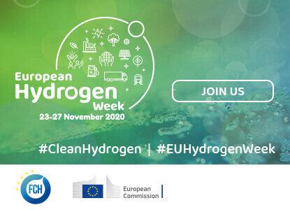 Registration open for European Hydrogen Week