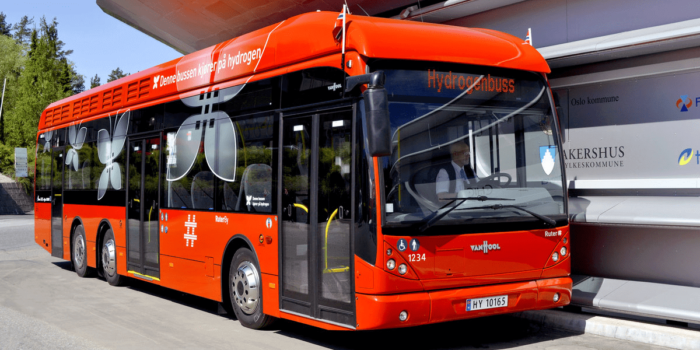 20 hydrogen buses ordered for two Dutch provinces