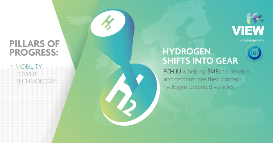 Pillars of Progress: Mobility – Hydrogen driving shifts into gear