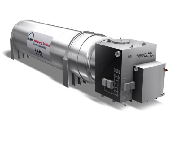 MAN Cryo working on numerous hydrogen projects