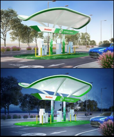 Iwatani, Toyota to bring seven new hydrogen stations to California