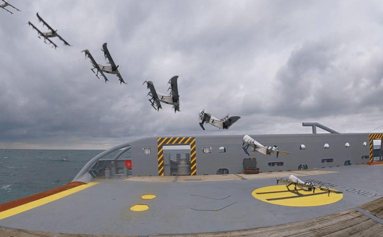 TU Delft hydrogen drone trials a success