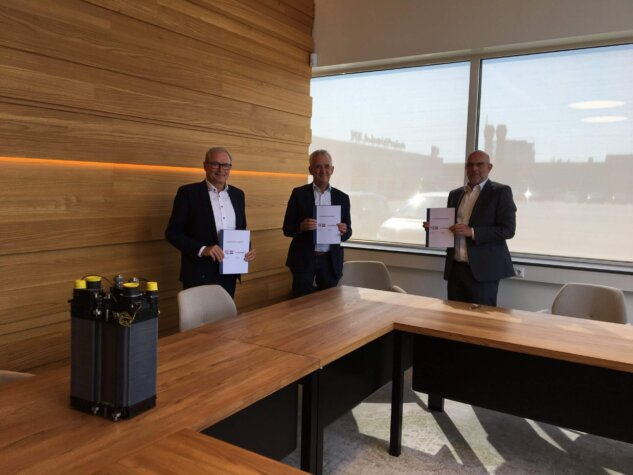 ElringKlinger, VDL to develop and industrialise fuel cell stacks and systems