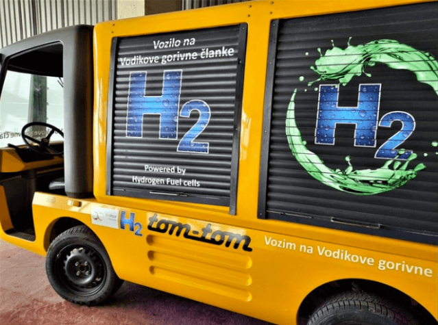 EH Group fuel cells deployed in Croatia