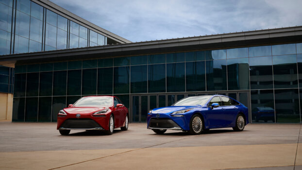Next-generation Toyota Mirai confirmed for Australia