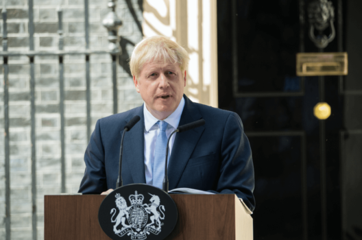 UK PM backs hydrogen in his 10-point green plan