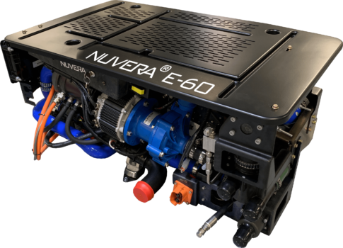 Nuvera launches E-60 fuel cell engine
