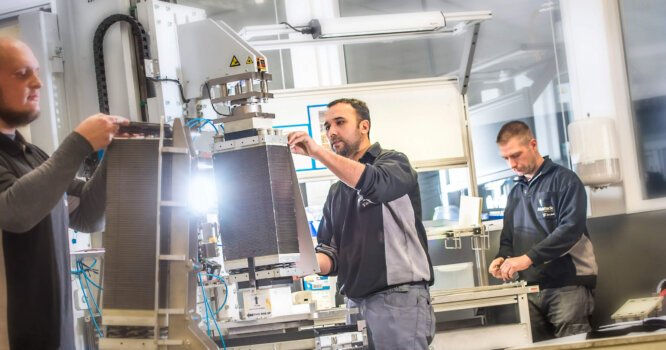 LAVO and Nedstack to localise fuel cell production in Australia