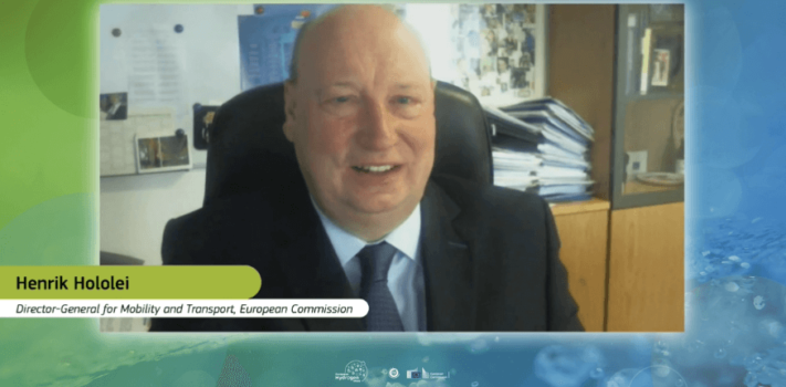 Henrik Hololei: I believe hydrogen is a key solution for future mobility and transport