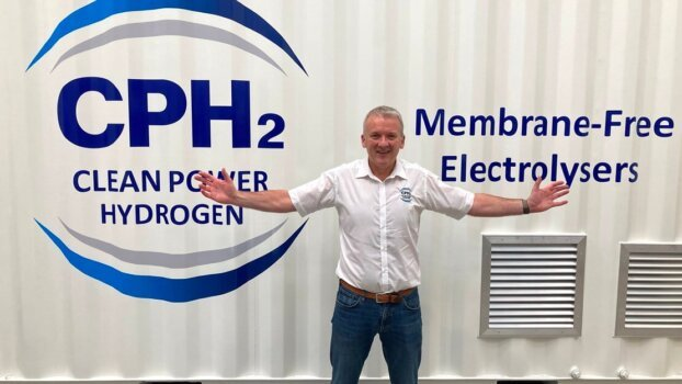 Clean Power Hydrogen delivers Ireland's first electrolyser