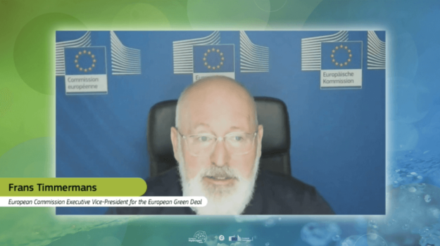 Frans Timmermans: The time to act is now