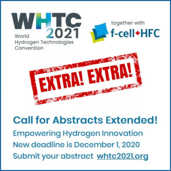 WHTC 2021 call for abstracts extended