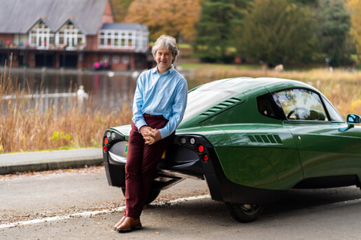 Riversimple: Rethinking hydrogen mobility