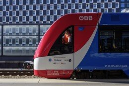 Alstom Coradia iLint approved in Austria