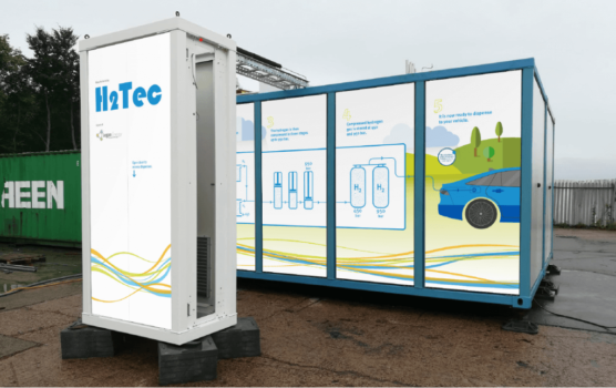 Logan Energy delivers first cost-cutting hydrogen station in Europe
