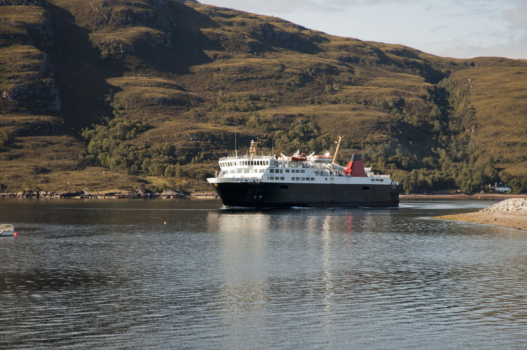Scotland assess suitability of hydrogen-powered ferries