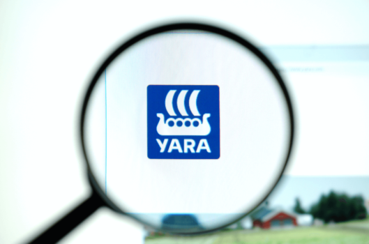 Yara unveils green ammonia project to enable the hydrogen economy