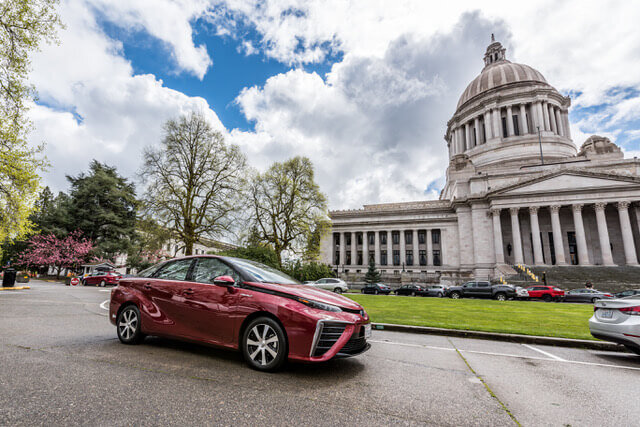 Transportation Committee passes Sen. Hawkins' bill to promote hydrogen-powered vehicles