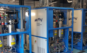 Momentum continues in hydrogen equipment orders