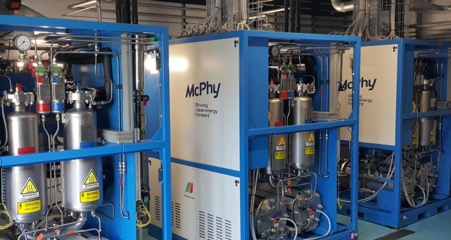 McPhy, Ballard results show continued momentum in hydrogen fuelling equipment