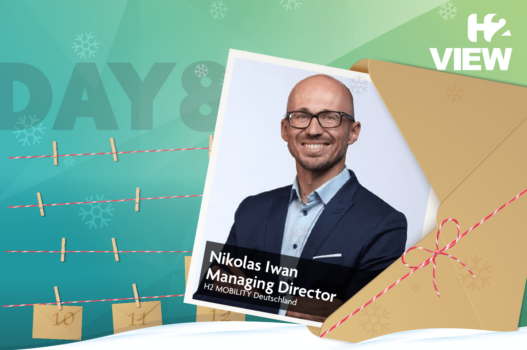 12 Days of Content: H2 MOBILITY Deutschland