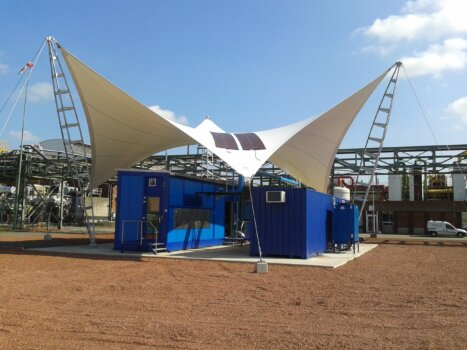 Nedstack: Where fuel cells and power plants meet