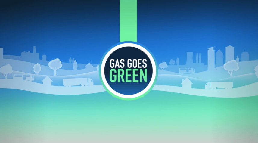 Gas Goes Green: Creating the gas network of tomorrow