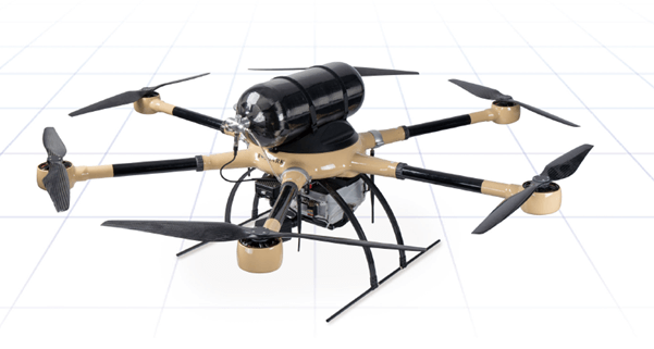 Hy-Hybrid Energy, GOLDI and MMC focus on hydrogen drone project