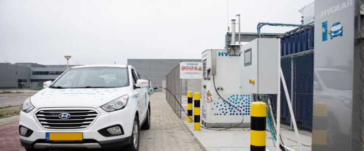 Nedstack and HyGear to develop unique hydrogen filling solution