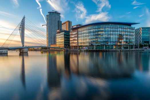 Hydrogen could provide a third of Greater Manchester's energy, new report says