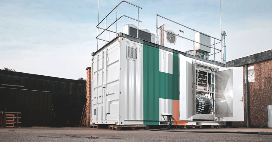 Green Hydrogen Systems to provide electrolyser technology to Lhyfe