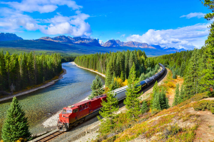 Canadian Pacific to develop hydrogen-powered locomotive