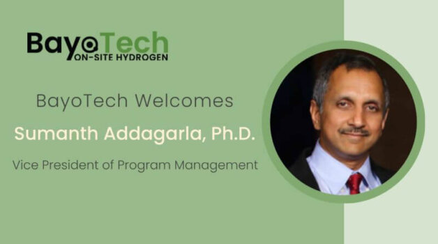 BayoTech appoints Vice-President of Program Management