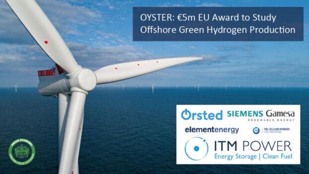 Consortium to investigate offshore hydrogen production